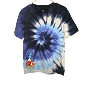 Disney x Vans Tie Dye Fantasmic Mickey Mouse MED